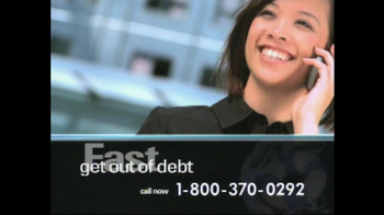 Consolidated Credit Counseling Services TV Spot For Lose Credit Card Debt - Thumbnail 6