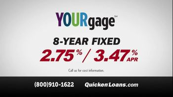 Quicken Loans YOURgage TV Spot, 'Mortgage on Your Terms'