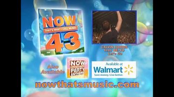Now That's What I Call Music TV Spot For NOW 43