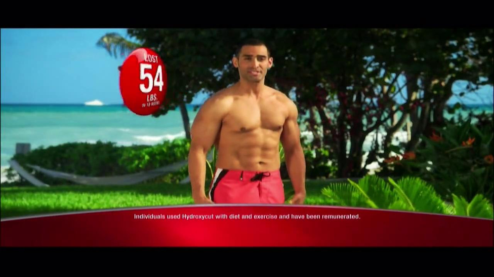 Hydroxy Cut TV Commercial For Weight Loss