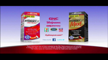 Hydroxy Cut TV Spot For Weight Loss - Thumbnail 8