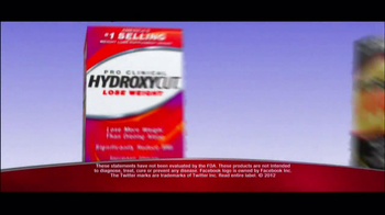 Hydroxy Cut TV Spot For Weight Loss - Thumbnail 9