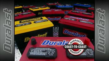 DuraLast TV Spot For Batteries