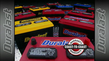 DuraLast TV Spot For Batteries