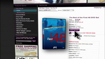 A&E Store TV Spot, 'The First 48' - Thumbnail 8
