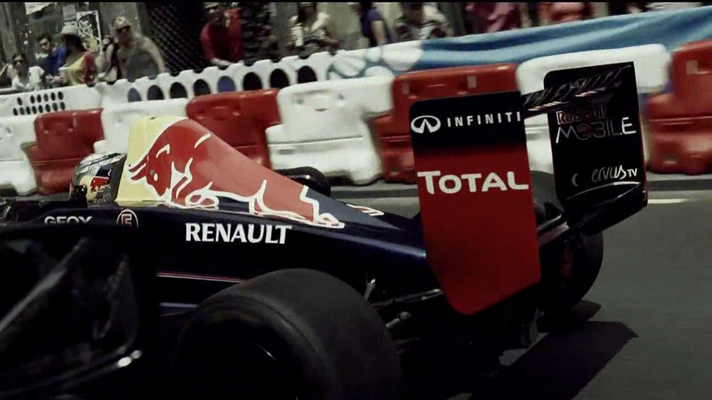 Infiniti G25 TV Commercial, 'Race Directions' - iSpot.tv