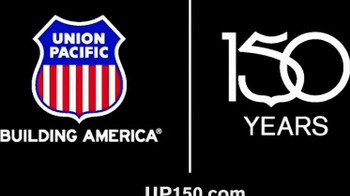 Union Pacific Railroad TV Spot For 150 Years - Thumbnail 1