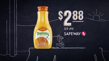 Safeway Deals of the Week TV Spot, 'Grapes, Starbucks and Tropicana' - Thumbnail 8
