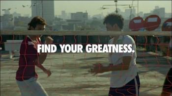 Nike TV Spot, 'Find Your Greatness: Sepak Takraw' - Thumbnail 9