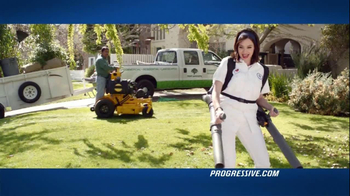 Progressive TV Spot For Commercial Auto Featuring Flo