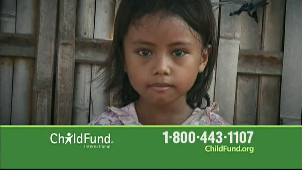 Child Fund TV Commercial For 92 Cents