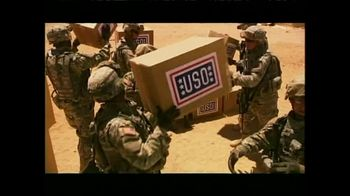 USO TV Spot For Special Delivery