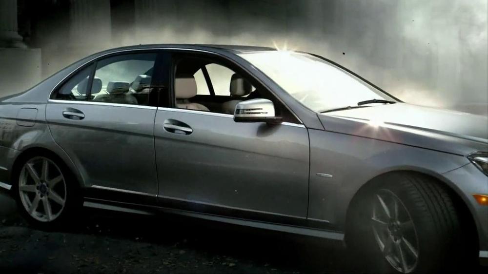 Mercedes-Benz C250 Sport TV Spot
