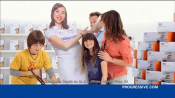 Progressive TV Spot, 'Awkward Family Photo'