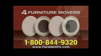 Furniture Fix TV Spot For Panels, Furniture Movers, And Couch Pouch  - Thumbnail 7