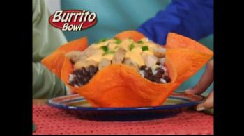 Perfect Tortilla TV Spot, 'The Perfect Shape' - Thumbnail 4