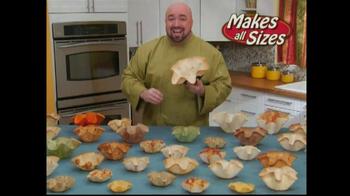 Perfect Tortilla TV Spot, 'The Perfect Shape' - Thumbnail 5