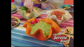 Perfect Tortilla TV Spot, 'The Perfect Shape' - 282 commercial airings