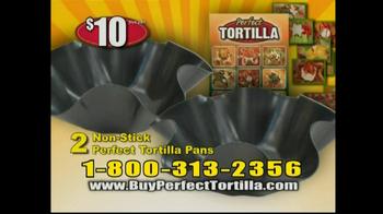 Perfect Tortilla TV Spot, 'The Perfect Shape' - Thumbnail 8