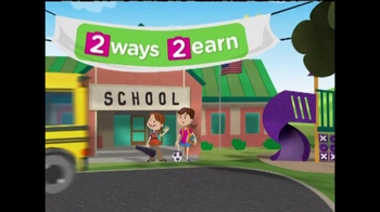 Box Tops For Education TV Spot For 2 Ways 2 Earn