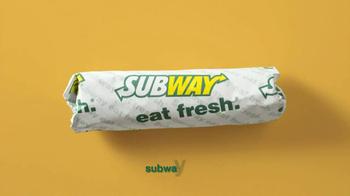 Subway TV Spot For Vitaminwater Zero - Thumbnail 7