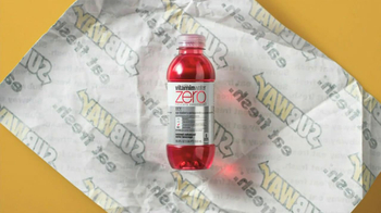 Subway TV Spot For Vitaminwater Zero