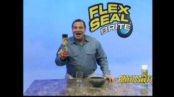 Flex Seal Brite TV Spot, 'Coat, Seal and Stop Leaks' - Thumbnail 1
