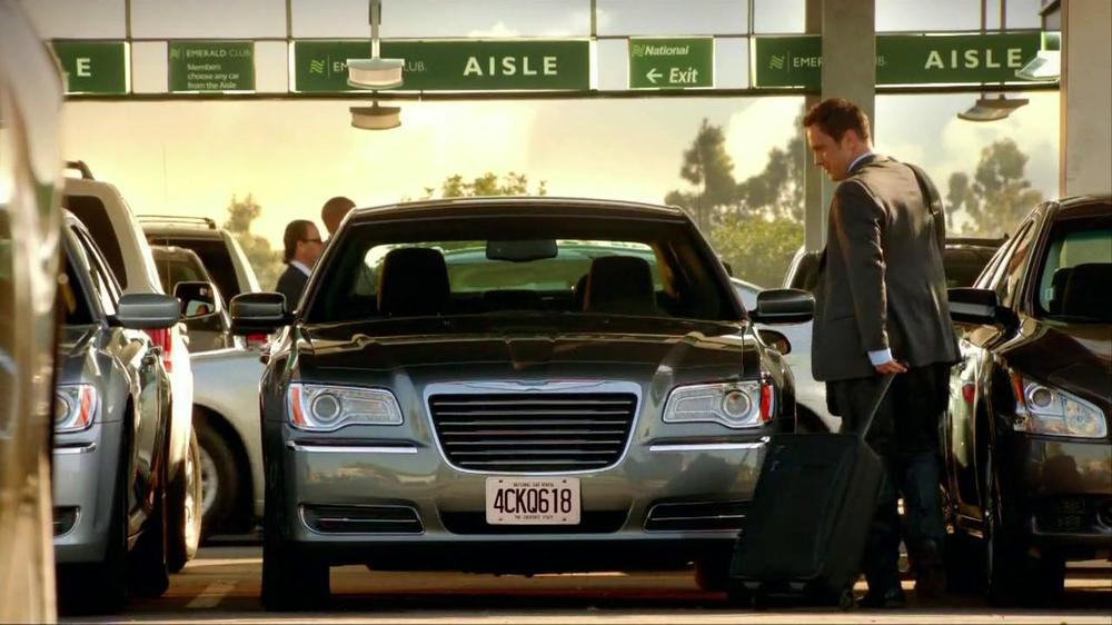 National Rental Car Orange County Airport