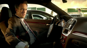 National Car Rental TV Spot, 'Mix business with Business' Featuring Patrick - Thumbnail 8