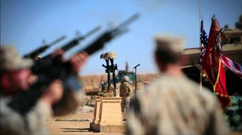 Folds of Honor Foundation TV Spot Featuring Major Dan Rooney - Thumbnail 2