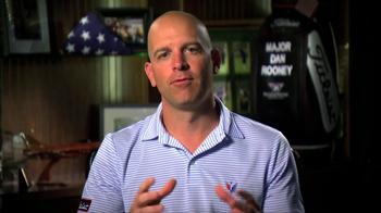 Folds of Honor Foundation TV Spot Featuring Major Dan Rooney - Thumbnail 8