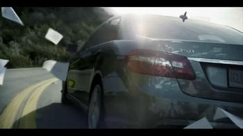 Mercedes-Benz TV Spot For E 350 - Thumbnail 5