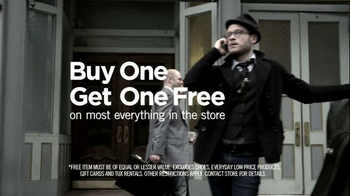Men's Wearhouse Buy One Get One Free TV Spot, 'What Suits You' - Thumbnail 4