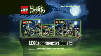 LEGO Monster Fighters TV Spot 'Showdown'