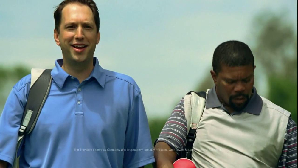 Travelers Insurance TV Commercial, 'Golf With Dog' Song by Ella Fitzgerald