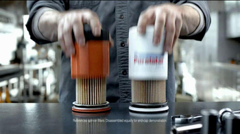 Purolator Metal End Caps TV Spot, 'Dentist' - Thumbnail 8