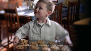 Nestle Toll House TV Spot For Chocolate Chip Cookies - Thumbnail 7