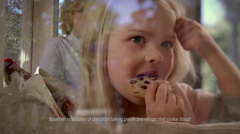 Nestle Toll House TV Spot For Chocolate Chip Cookies - Thumbnail 8