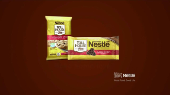 Nestle Toll House TV Spot For Chocolate Chip Cookies - Thumbnail 9
