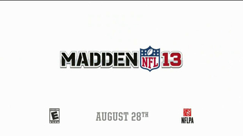 EA Sports TV Spot, 'Madden NFL 13' - Thumbnail 8