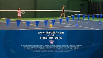 United States Tennis Association TV Spot For Junior Membership - Thumbnail 6