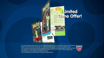 United States Tennis Association TV Spot For Junior Membership - Thumbnail 4