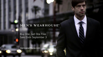 Men's Wearhouse Buy One Get One Free TV Spot Featuring George Zimmer - Thumbnail 10