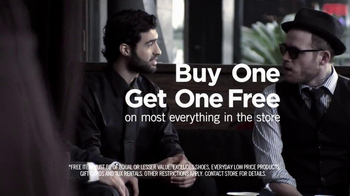 Men's Wearhouse Buy One Get One Free TV Spot Featuring George Zimmer - Thumbnail 7