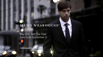 Men's Wearhouse Buy One Get One Free TV Spot Featuring George Zimmer - Thumbnail 9