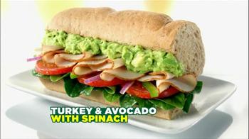 Subway TV Spot Featuring Apolo Ohno and Michael Strahan - Thumbnail 8