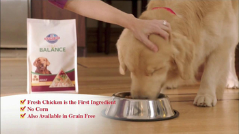 Hill's Pet Nutrition TV Spot For Science Diet Ideal Balance
