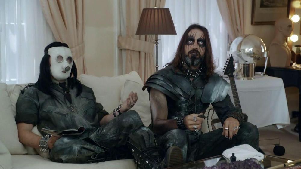 FedEx TV Commercial For Heavy Metal Golfing