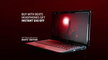 HP Pavilion DM4T Beats Edition TV Spot - Thumbnail 8