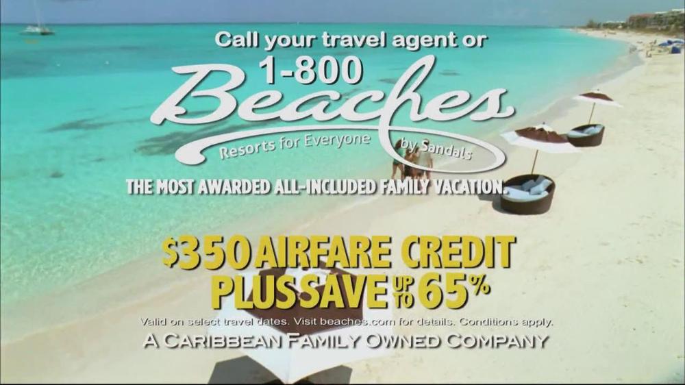 ed46e0482784c8 1-800 Beaches TV Commercial For Living Large - iSpot.tv